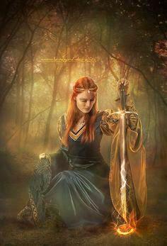 Resultado de imagem para celta mulher celta