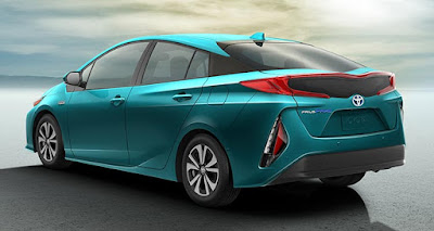 2017 Toyota Prius Prime Hybrid car
