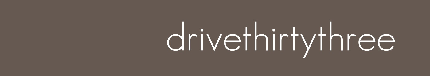 drive thirty-three