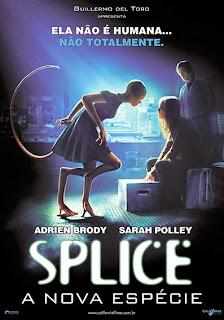 Splice: A Nova Espécie - BDRip Dual Áudio