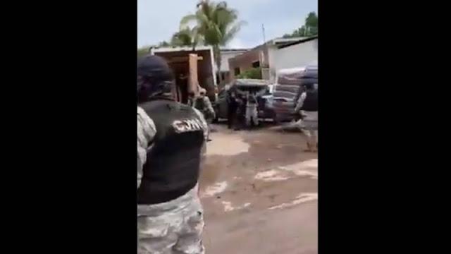 Video: Arriba papá Mencho Sicarios de El CJNG claman y alaban a su líder