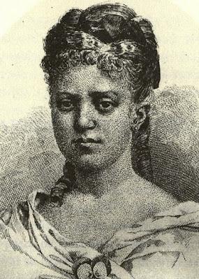 Grabado de J. A. Camacho, incluido en su poemario Ecos del alma (1876)