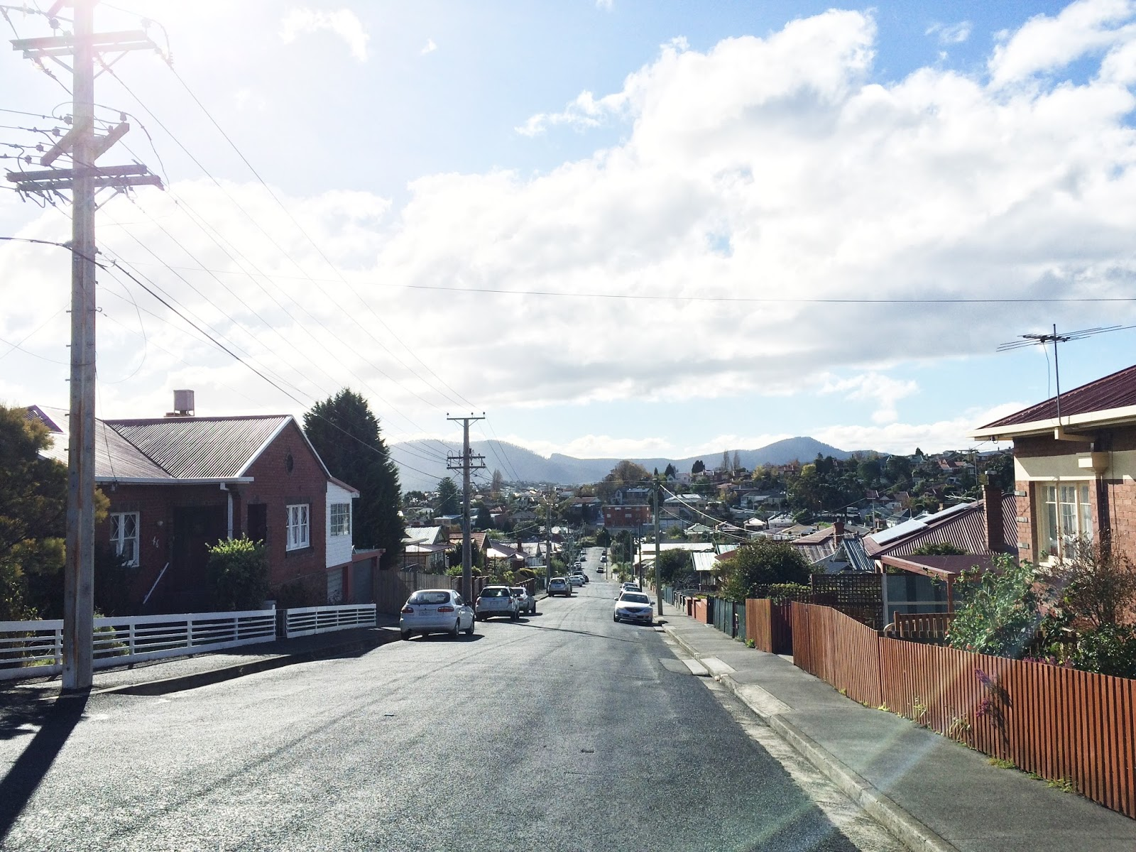 sonnie and share: Lucy Parakhina - Life in Hobart, TAS