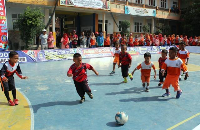 SD Al Islam Cerme Gelar Pertandingan Futsal Antar-TK