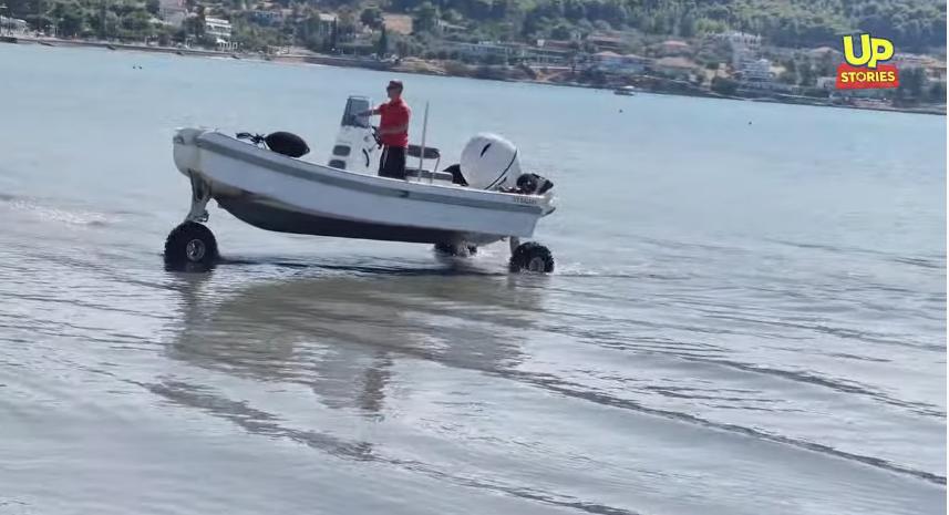 """""""Καράβια βγήκαν στην στεριά""""!!![βίντεο]"""