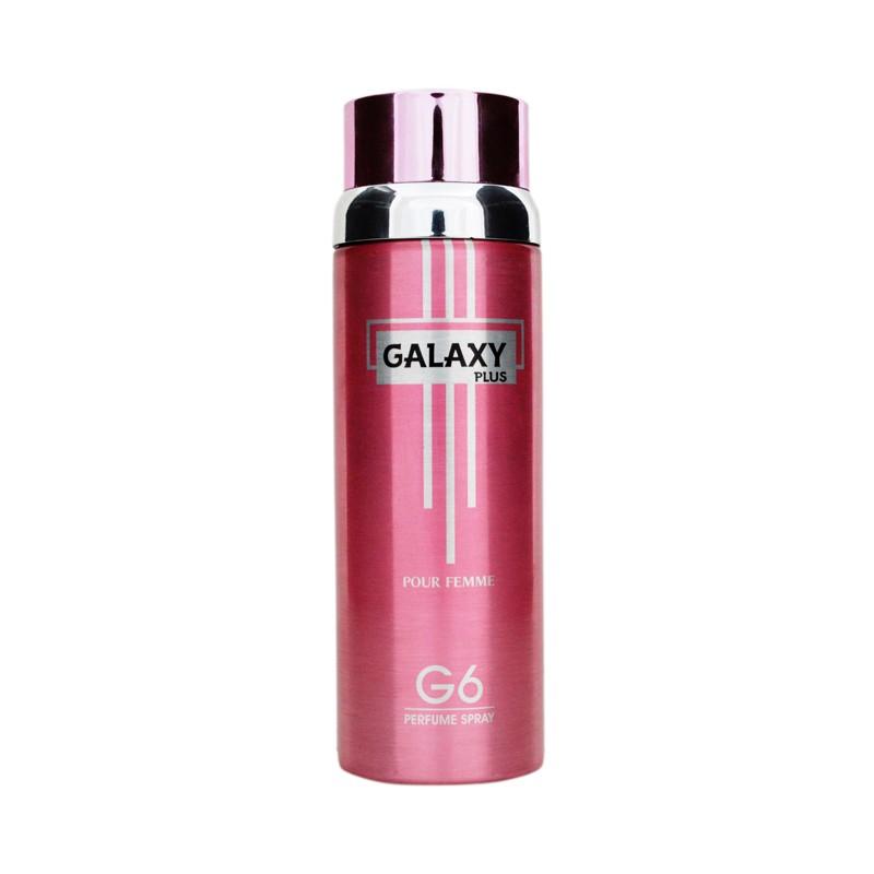 Galaxy Plus G 6 200 ml Body Spray 6.67 fl.oz.