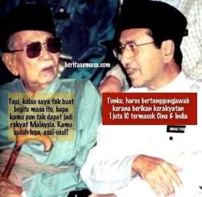 7th Rangers: Malaysian PM Mahathir says Tanjung Piai defeat much ...
