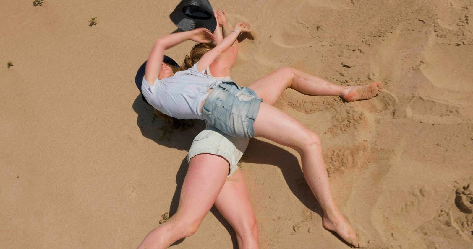sand dune bodies