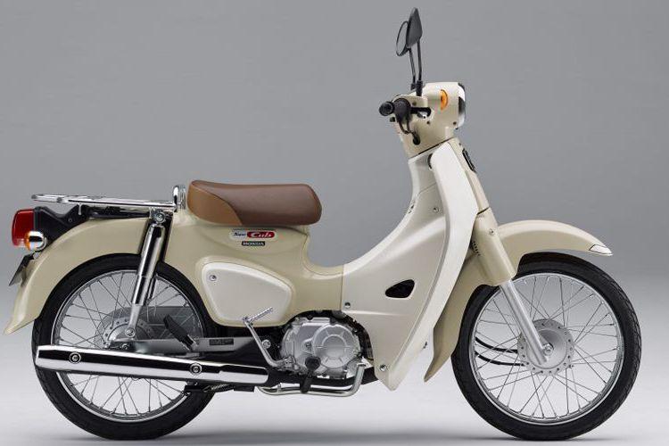 Honda Edisi Lama Bersemi Kembali