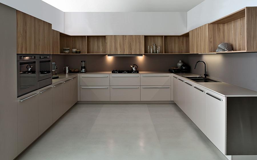 Cocinas Angulares Practicas Y Eficientes Cocinas Con Estilo - Cocinas-practicas-y-modernas