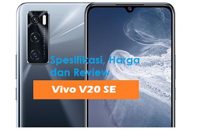 Spesifikasi Vivo V20 SE