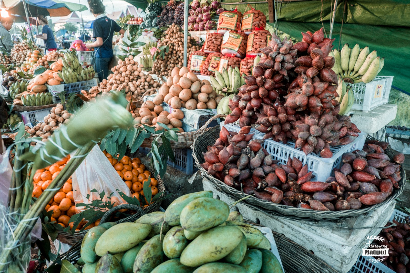 Fruits and Veggies sold in Siem reap