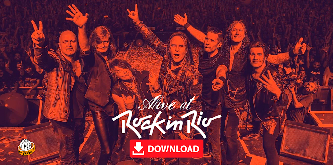 [VIDEO BOOTLEG] HELLOWEEN - LIVE AT ROCK IN RIO 2019