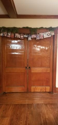 pocket doors 3 Elm St Newton NJ Authenticated Sears No 163 of Reuben Talmage