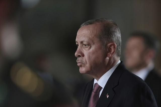 Ερντογάν: Θα συζητήσω με τον Τραμπ την υπόθεση της Halkbank