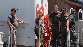 Συγκεντρώθηκαν 1 εκατ. ευρώ για την καπετάνισσα του Sea Watch
