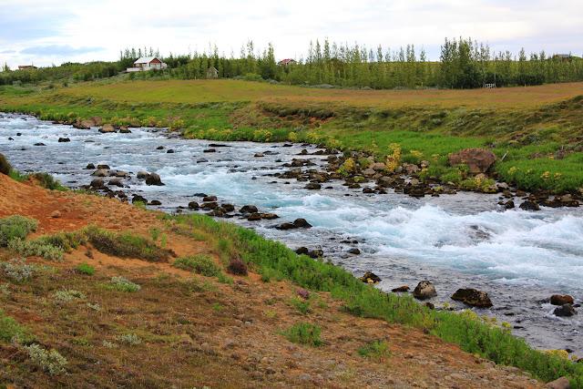 Paisajes en el Círculo Dorado de Islandia