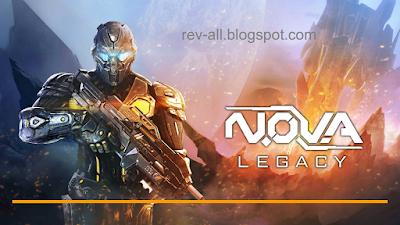 Utama NOVA Legacy - permainan android FPS tembak-tembakan menembak bisa online dan offline by rev-all.blogspot.com