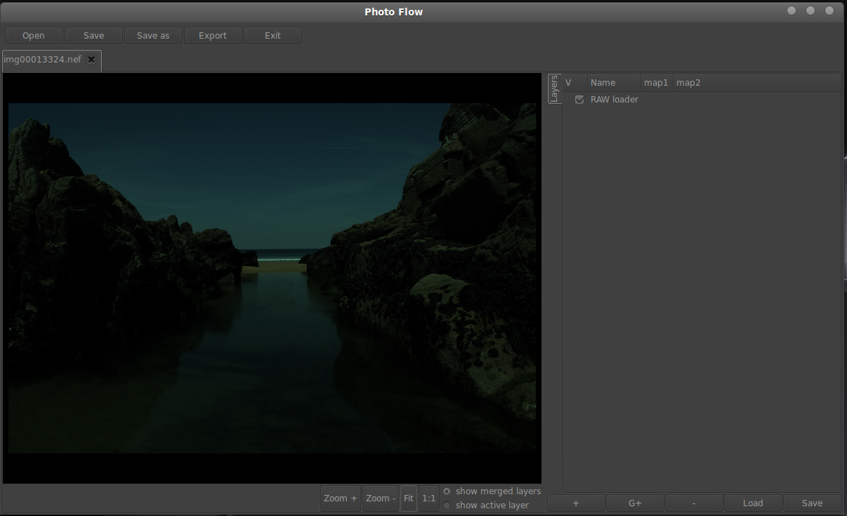 PhotoFlow Image Editor Blog: Tutorial: how to process a RAW