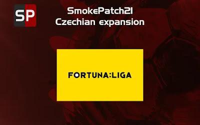 Czechian league pes21