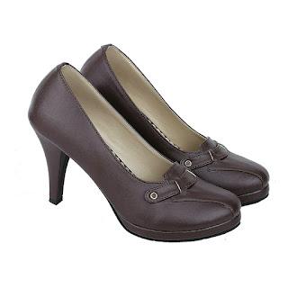 Sepatu High Heels Wanita Catenzo AC 840