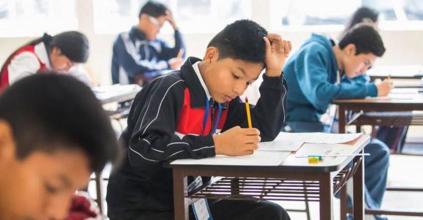 ONEM 2019: Más de 300 escolares competirán este domingo en la Olimpiada Nacional Escolar de Matemática - Etapa Nacional