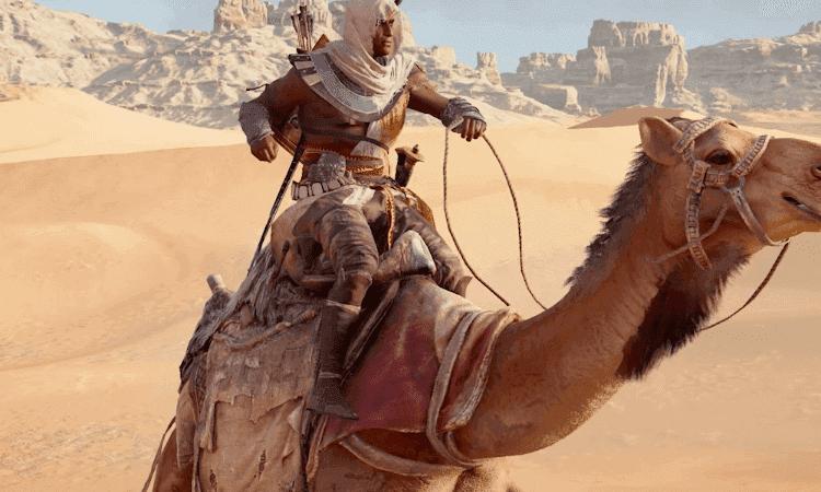 تحميل لعبة assassin's creed origins بحجم صغير