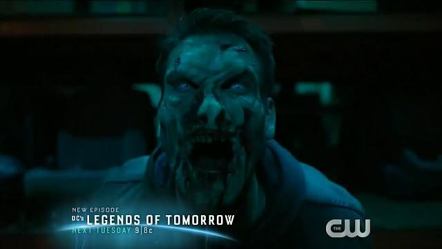 DC's Legends of Tomorrow - 5x12 - I Am Legends