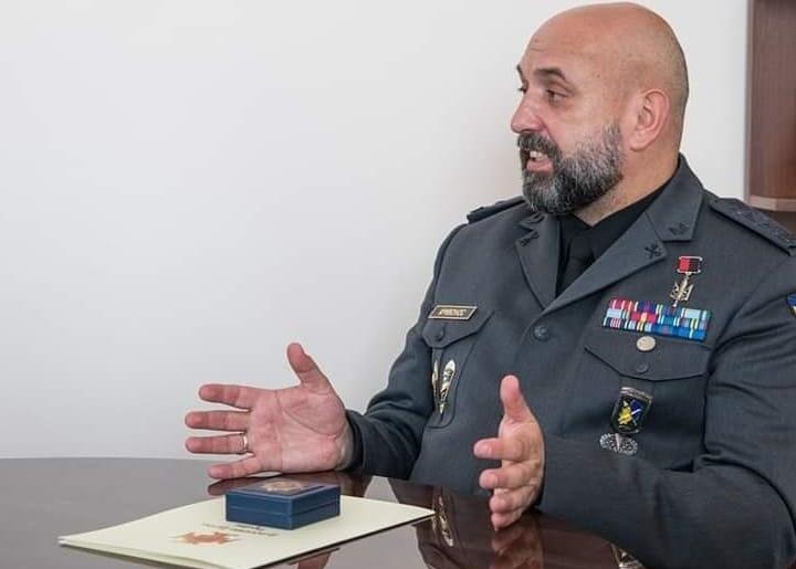 Кривонос проти служби жінок в бойових підрозділах