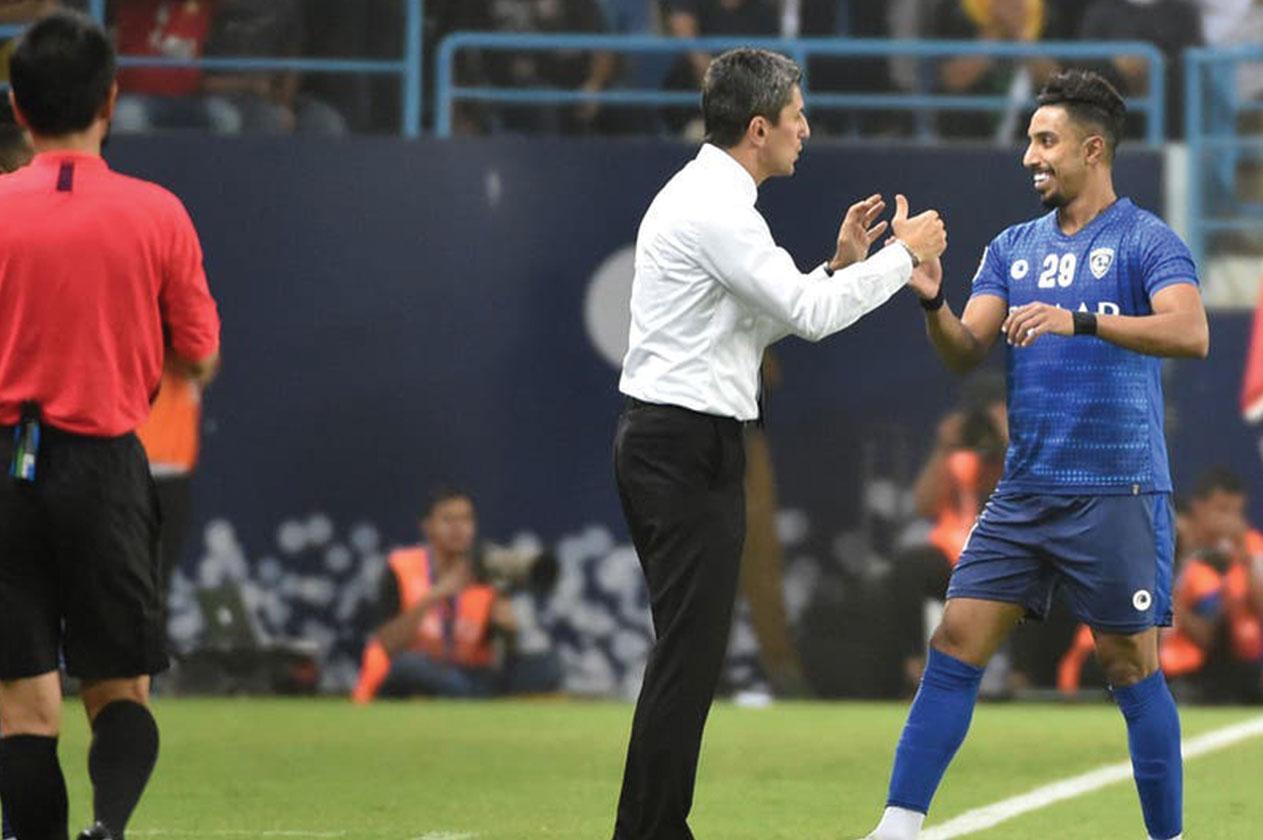 نتيجة مباراة الهلال والاتحاد اليوم السبت 21/09/2019 الدوري السعودي