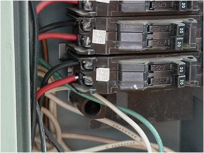 Diseño de circuitos derivados
