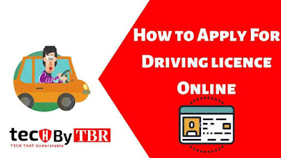 How to apply for a driving licence online | Online Driving licence