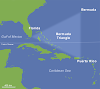 The mystery of Bermuda Triangle,solved !