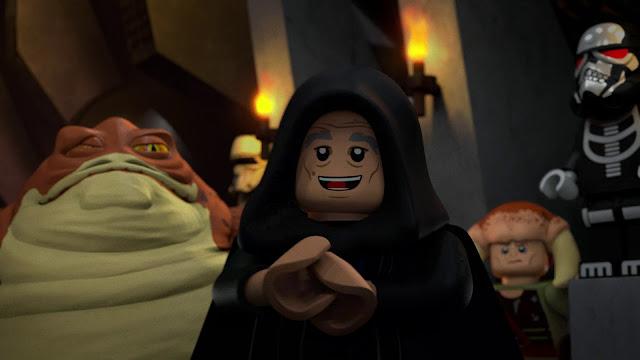LEGO Star Wars Cuentos Escalofriantes 1080p latino