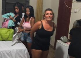 Em Itaituba: Mulher é presa acusada de exploração sexual