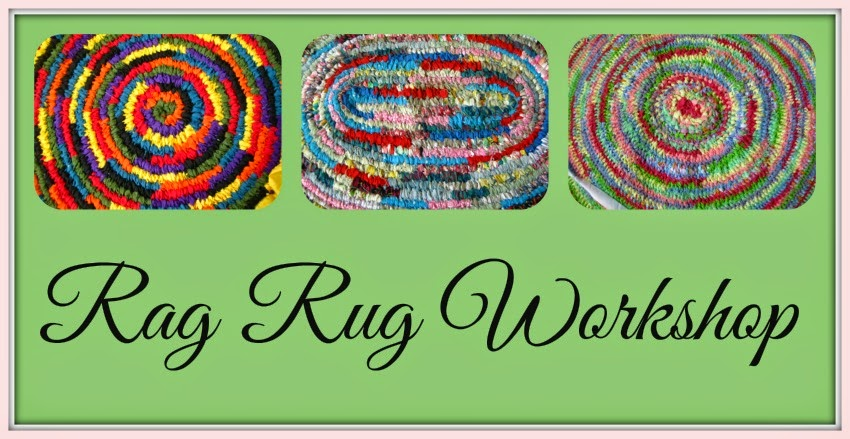 Simple Living Toowoomba ~ Rag Rug Workshop ~ 25th August