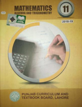 1st year mathematics punjab text book punjab text books