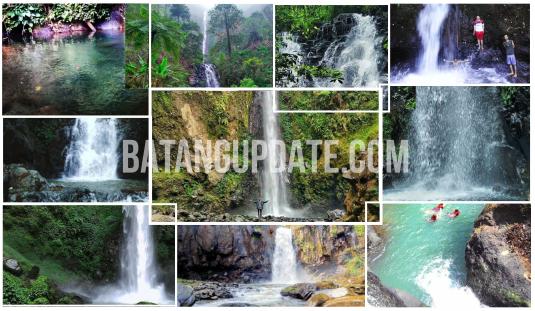 Menikmati 10 Pesona Wisata Curug (Air Terjun ) di Kabupaten Batang