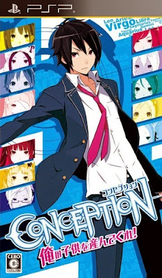 Download Game Android Conception :Ore No Kodomo Wo Undekure Menggunakan Emulator PPSSPP