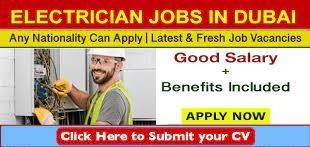 Electrician Job Recruitment in Construction Company Dubai