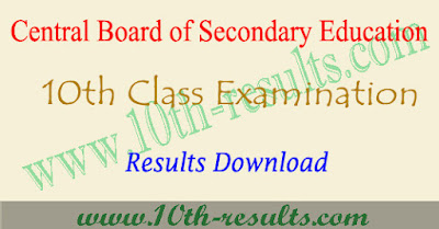 CBSE 10th results 2018, cbse class 10 result 2018