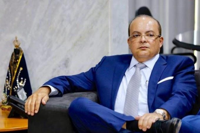 Governador Ibaneis Concede entrevista a Jornalista Isabel Almeida do Portal BSB Fhash