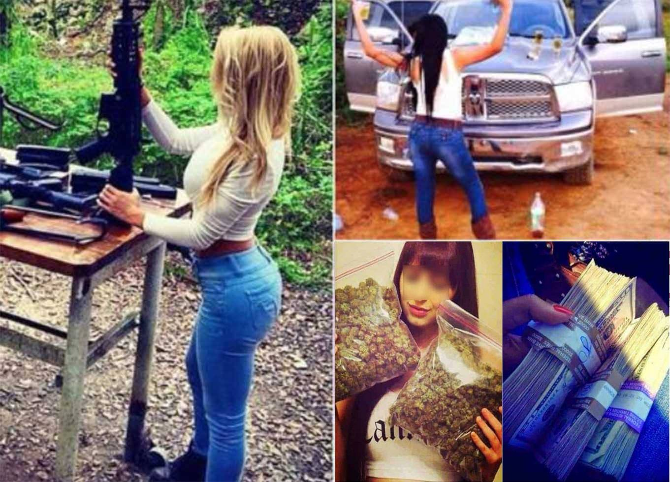 """Vehículos, joyas y cantidades millonarias de dinero, Los """"bienes arrebatados"""" que buscan recuperar las mujeres de los capos"""