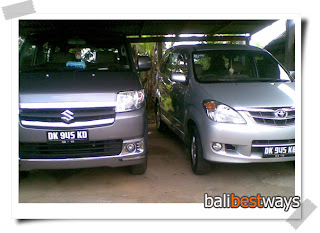 Cheap car Rates in Bali - Best way to find best itinerary in Bali