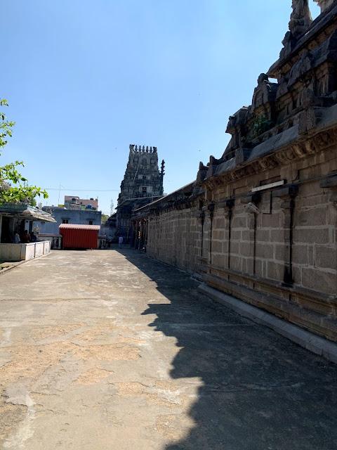 Pandava thootha perumal temple