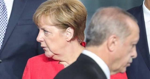 Τα μετέωρα βήματα του Ερντογάν στο Βερολίνο