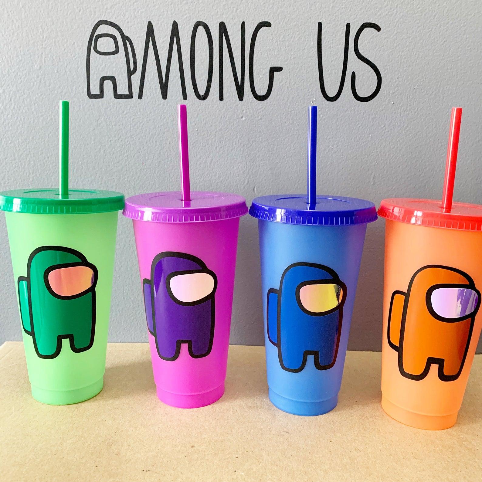 Among Us Drink Tumblers