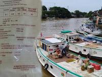 Pemilik Kapal Penumpang dan Nelayan Di Pangkep Mengaku Kesulitan Mengurus STTKI