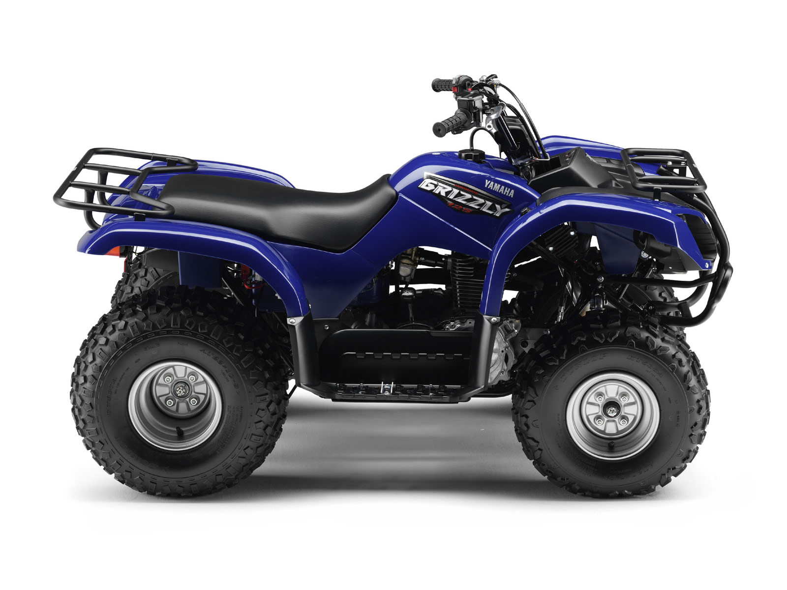 2009 YAMAHA Grizzly 125 ATV wallpapers, specifications