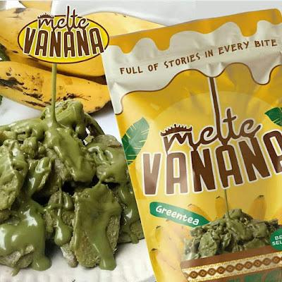 Melte Vanana Rasa Green Tea
